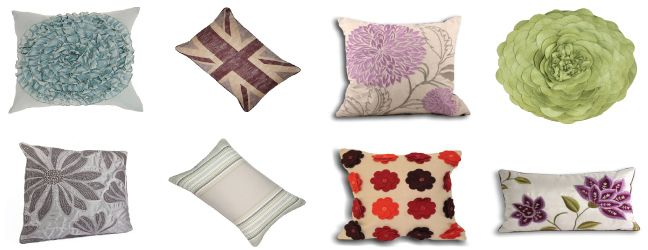Cushions and Cushion Covers