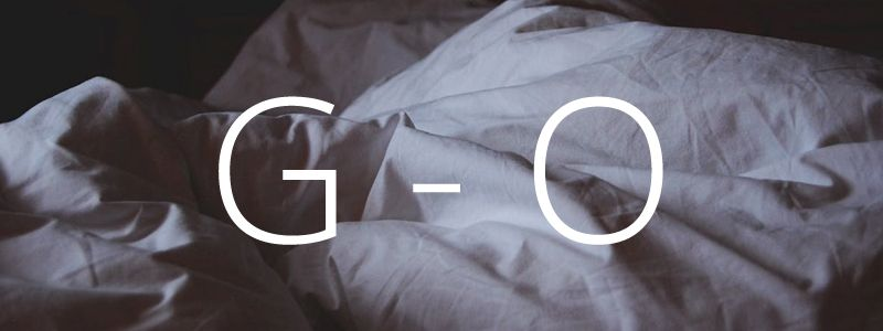 Get common bedding definitions for letters G to O.
