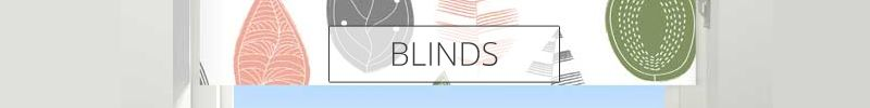 Shop for blinds in a wide range of styles and colours to suit your decor and get complete control over the light level in your rooms.