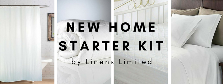 New home starter kit competition by Linens Limited