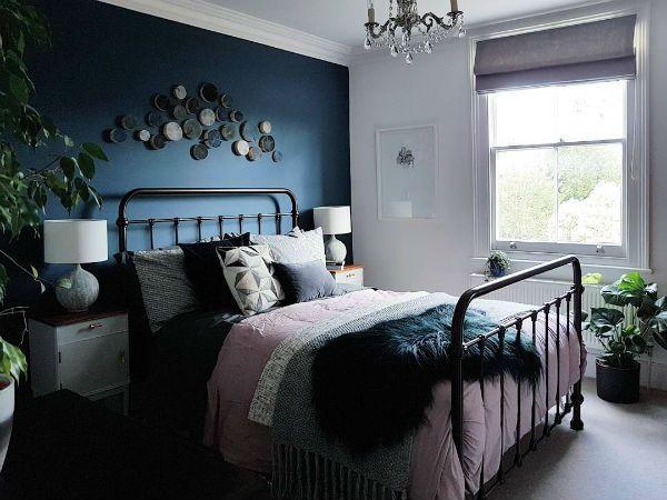 restoring lansdowne bedroom
