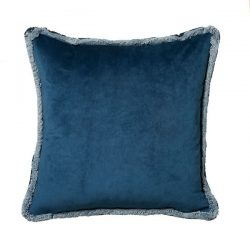 #3 Scatter Box Milana Fringed Feather Filled Cushion