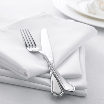Charlotte Thomas Forta Tablecloth in White