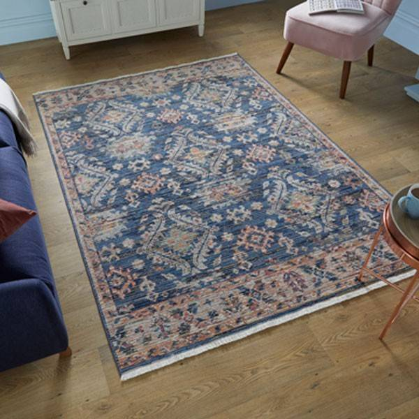 Flair Rugs Pavillion Balmoral Traditional Flat Weave Rug