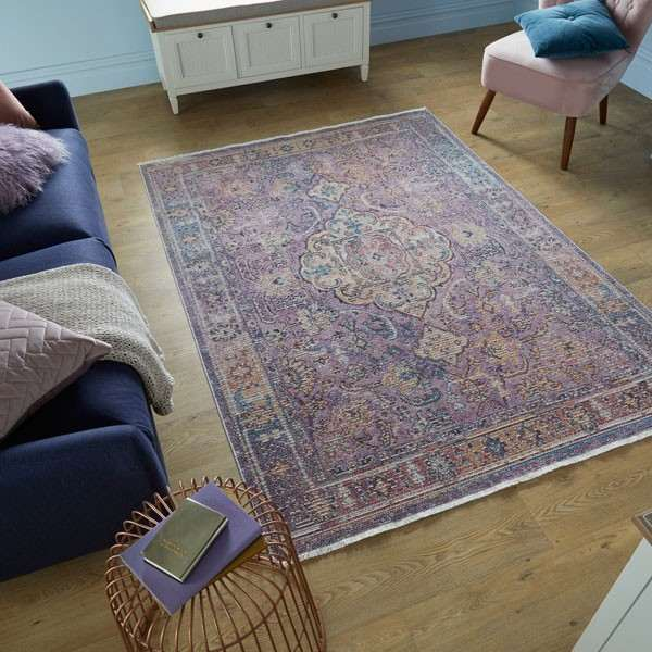Flair Rugs Pavillion Stirling Traditional Flat Weave Rug