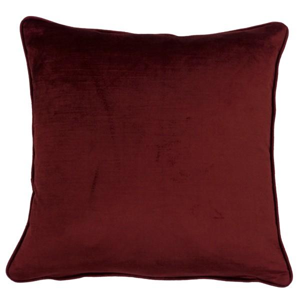 Scatter Box Velvet Sheen Feather Filled Cushion