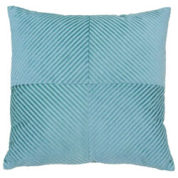 Riva Home Infinity Cushion Cover, Mineral Blue