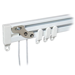 Cord Operated Curtain Tracks
