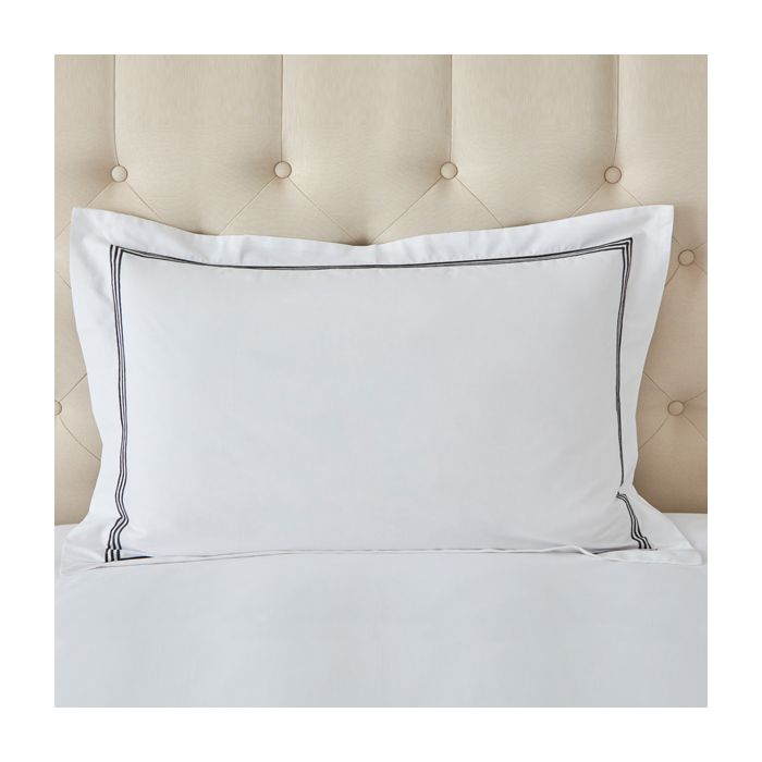 Percale Polycotton 180 Thread Count Charlotte Thomas Flat Sheet