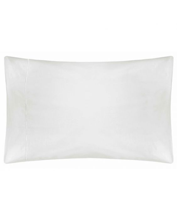 200 thread count 100/% Cotton 2 x Oxford Or Housewife Pillow Cases Covers Pair