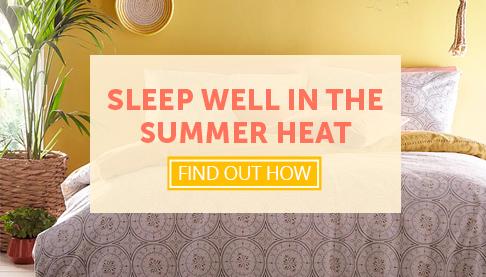 Sleep Well in the Summer Heat